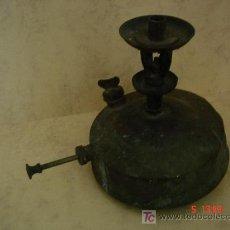 Antigüedades: INFIERNILLO PARA COCINAR, FALTO DEL QUEMADOR - HASAG Nº 1 - . Lote 26429808