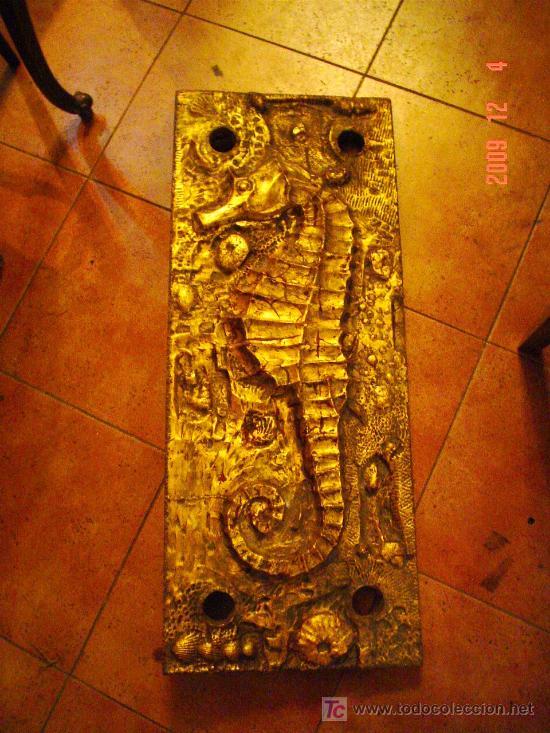 BASE DE MESA (Antigüedades - Varios)
