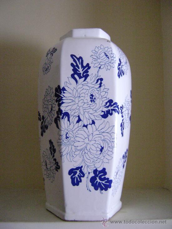 GRAN JARRON DE HISPANIA (Antigüedades - Porcelanas y Cerámicas - Otras)
