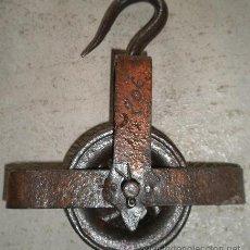 Antigüedades: TRÓCOLA DE 10 CMS DE DIÁMETRO. Lote 16756074