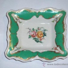 Antigüedades: CENTRO PORCELANA FRANCES SIGLO XIX. Lote 26558925