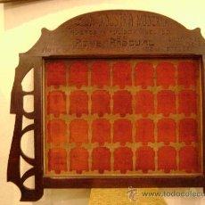 Antigüedades: MARCO MODERNISTA VALENCIANO. Lote 26002595
