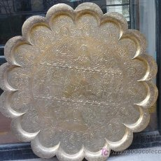 Antigüedades: GRAN BANDEJA ORIENTAL. Lote 17186720