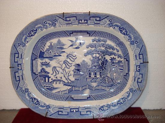Fuente salsera de loza inglesa comprar porcelana inglesa - Porcelana inglesa antigua ...