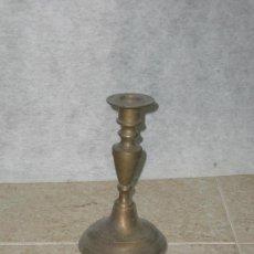 Antigüedades: ANTIGUO CANDELABRO BRONCE. Lote 27011953