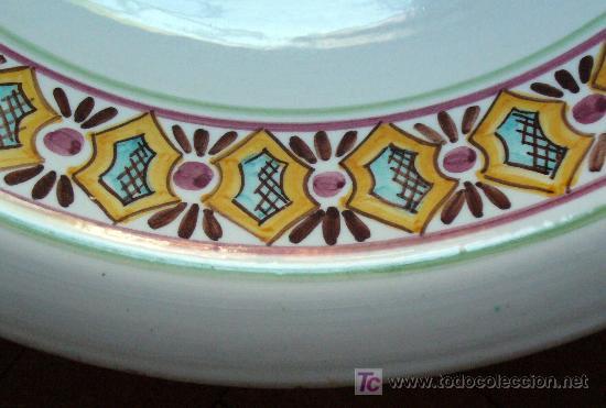 Antigüedades: CUENCO DE CERAMICA - Foto 3 - 26471569