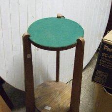 Antigüedades: PEANA DE ROBLE. Lote 26530233