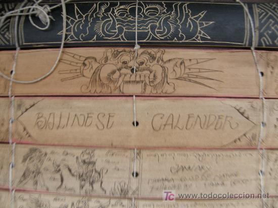 Antigüedades: calendario balines - Foto 5 - 27631619