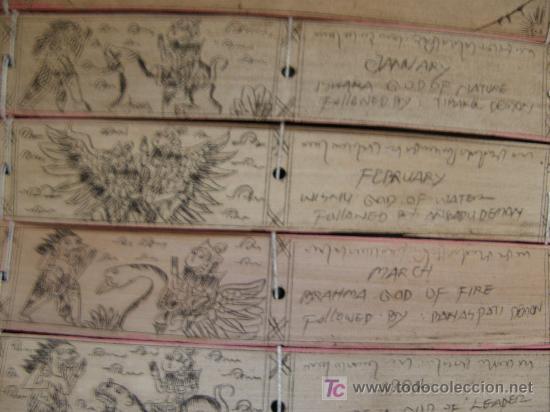 Antigüedades: calendario balines - Foto 4 - 27631619