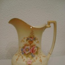 Antigüedades: ANTIGUA JARRA INGLESA. MARCA CROWN DEVON . C 1920. SPRING. Lote 26774311