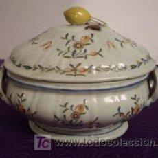 Antigüedades: SOPERA FINALES DEL S.XVIII. Lote 26535706