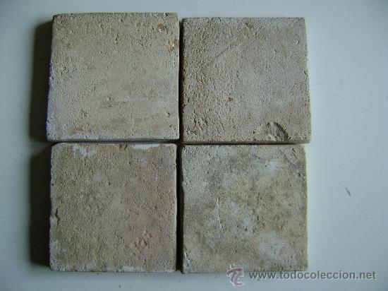 Antigüedades: PANEL 4 AZULEJOS VALENCIA.SIGLO XVIII - Foto 2 - 83835710