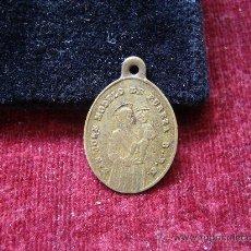 Antigüedades: MEDALLA RELIGIOSA ANTIGUA DE SAN JOSÉ. Lote 17746973