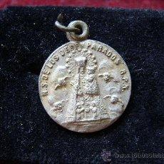 Antigüedades: MEDALLA RELIGIOSA ANTIGUA DE N.S. DE LOS DESAMPARADOS. Lote 26014788
