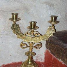 Antigüedades: CANDELABRO. Lote 21613944