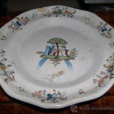 Antigüedades: PLATILLO RUIZ DE LUNA. Lote 17918339