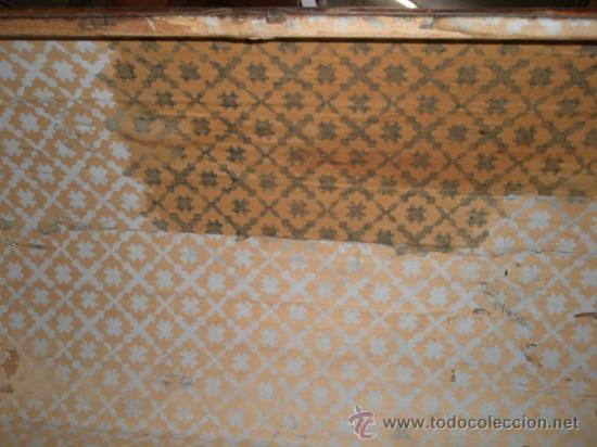 Antigüedades: Baúl de 49x40x70 cms, con cerradura sin llave, a restaurar - Foto 2 - 24888837