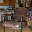 Antigüedades: SILLON DE OFICINA. Lote 26765527