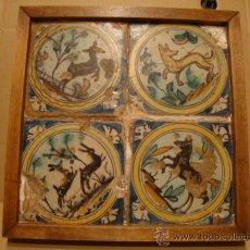Antigüedades: TRIANA AL ESTILO DE DELFT. Lote 26890728