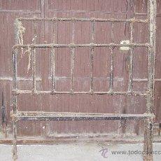 Antigüedades: CAMA DE HIERRO. Lote 27492139