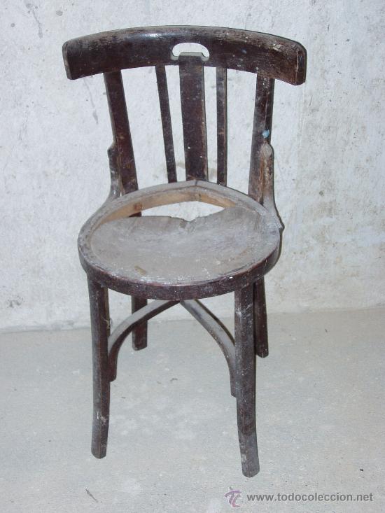 SILLA (Antigüedades - Muebles Antiguos - Sillas Antiguas)