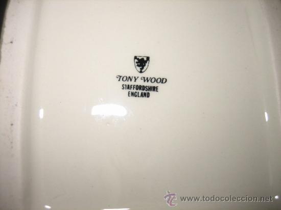 Antigüedades: JARRA CHIVAS REGAL TONY WOOD STAFFORDSHIRE - Foto 5 - 26556222