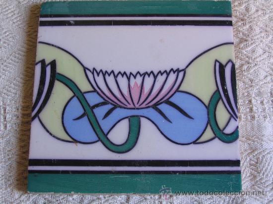 azulejo rachola modernista de onda castell comprar