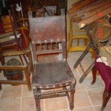 Antigüedades: SILLAS ESTILO ESPAÑOL. Lote 27229440