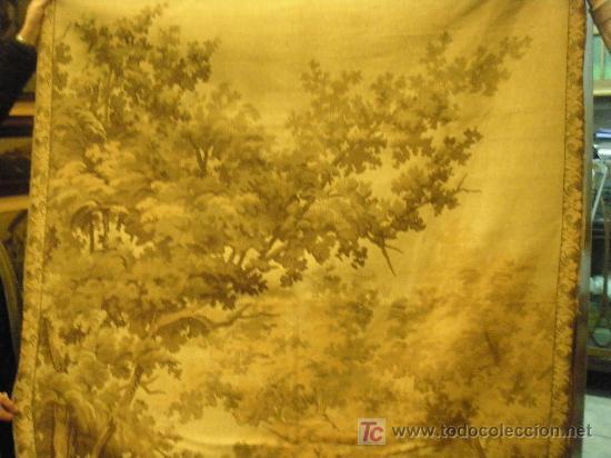 Antigüedades: TAPIZ TEJIDO A MAQUINA DE 1,5x3,4 m. DE PRINCIPIOS DEL XX - Foto 14 - 26999727