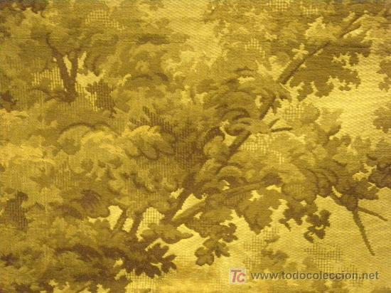 Antigüedades: TAPIZ TEJIDO A MAQUINA DE 1,5x3,4 m. DE PRINCIPIOS DEL XX - Foto 11 - 26999727
