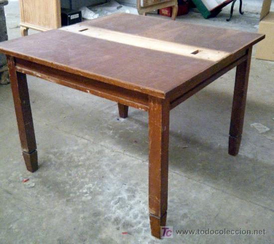Mesa de comedor ppios para restaurar comprar mesas for Antiguedades para restaurar
