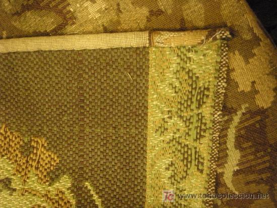 Antigüedades: TAPIZ TEJIDO A MAQUINA DE 1,5x3,4 m. DE PRINCIPIOS DEL XX - Foto 3 - 26999727