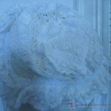 Antigüedades: GORRITO INFANTIL -FINAL DE 1800-. Lote 27592289