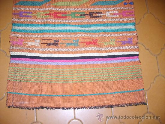 Antigüedades: TAPIZ Artesania Popular Ecuatoriana - Foto 3 - 25189670