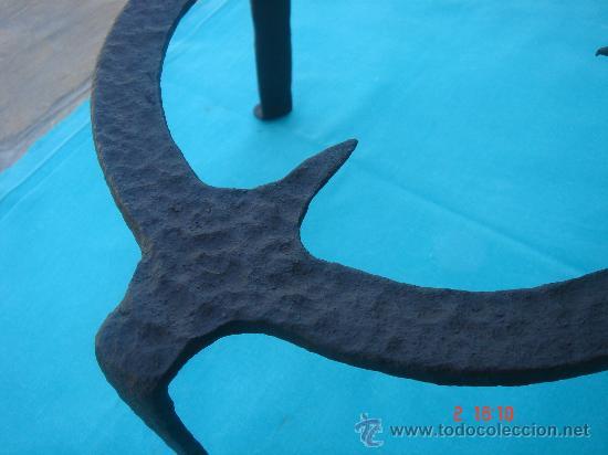 Antigüedades: DETALLE DEL TRABAJO DE FORJA - Foto 3 - 27300457