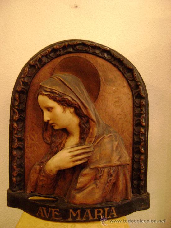 Antigüedades: AVE MARIA DE ANTONIO PEYRO - Foto 2 - 26935920