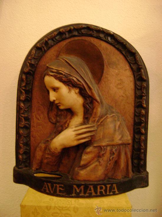 Antigüedades: AVE MARIA DE ANTONIO PEYRO - Foto 3 - 26935920