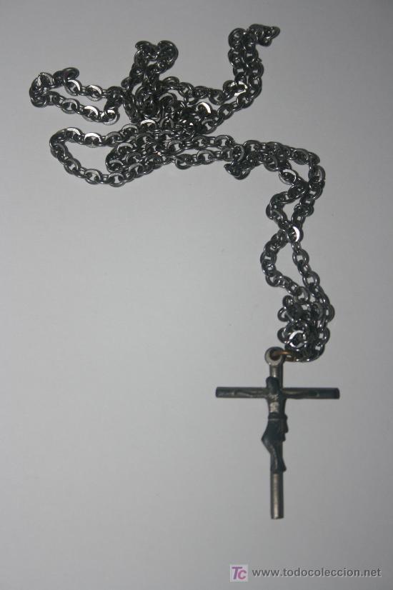 MEDALLA RELIGIOSA - ANTIGUA (Antigüedades - Religiosas - Medallas Antiguas)