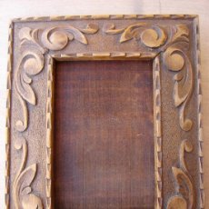 Antigüedades: MARCO ANTIGUO DE SOBREMESA. Lote 26660145