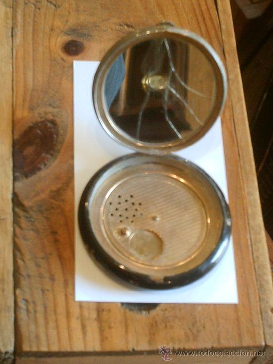 Antigüedades: Antigua polvera modernista - Foto 6 - 26944741
