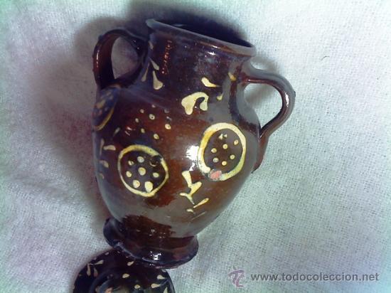 CACHARRO DE CERAMICA (Antigüedades - Porcelanas y Cerámicas - Otras)