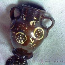 Antigüedades: CACHARRO DE CERAMICA. Lote 26563522