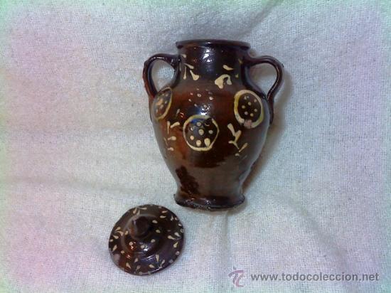 Antigüedades: CACHARRO DE CERAMICA - Foto 2 - 26563522