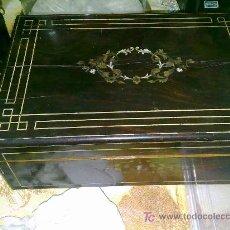 Antigüedades: CAJA INGLESA.. Lote 27465785
