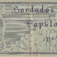 Antiquitäten - BORDADOS POPULAR Nº 31 MOTIVOS INFANTILES - 24178108