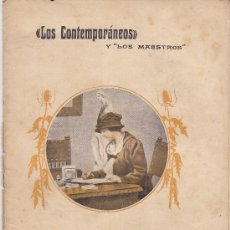 Antiquitäten - OBRA TEATRO. LOS CONTEMPORANEOS. REBELDIA, DE EDUARDO ZAMACOIS.Nº 279. AÑO 1914 - 27615174
