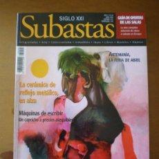 Antigüedades: SUBASTAS Nº 49 - CERAMICA REFLEJO ARTEMANIA MAQUINAS ESCRIBIR PINTURA RELIGIOSA. Lote 19386893