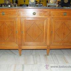 Antigüedades: BUFET EN CEREZO REF.4222. Lote 27016730