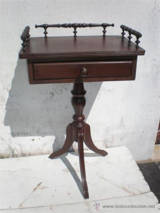 Mesa Velador Auxiliar Para Telefono Comprar Muebles