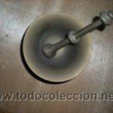 Antigüedades: MORTERO BRONCE. Lote 26870114
